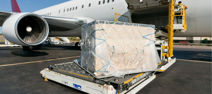 Air accounts for 3.6% of the North American freight during February, says BTS