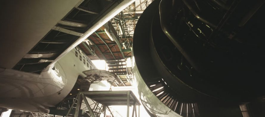 ST Aerospace seals landing gear MRO contract with SAS