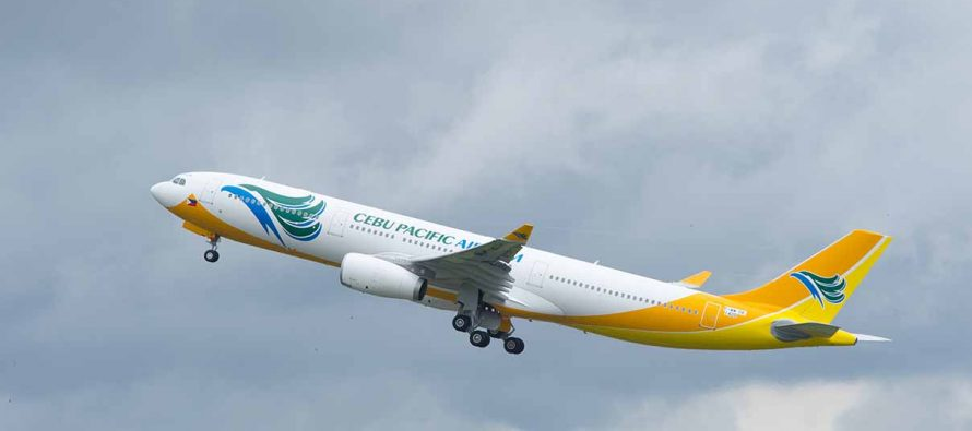 Cebu Pacific Air inks maintenance pact with AIR FRANCE KLM MRO arm