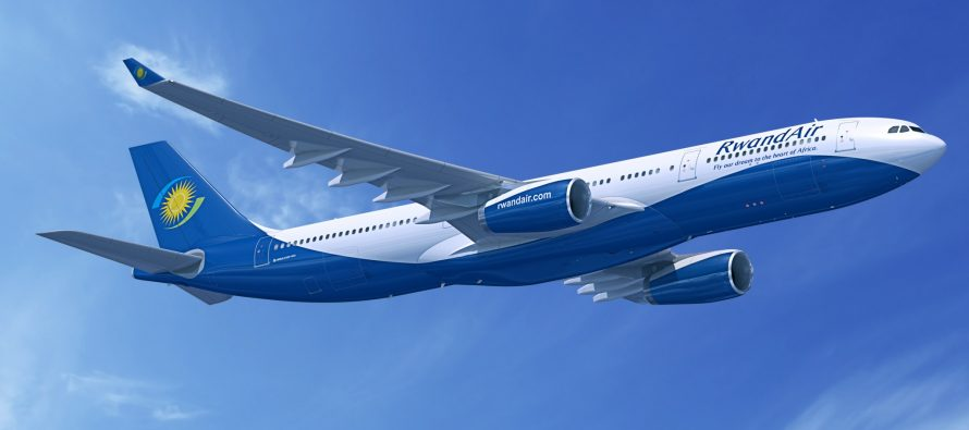 KfW IPEX-Bank and PTA Bank finance another Airbus for RwandAir