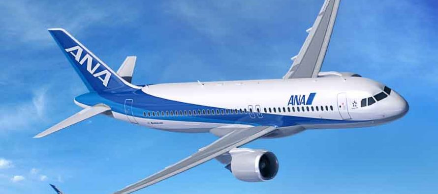 ANA revises schedule to serve Haneda and to cope with turbine blade issues