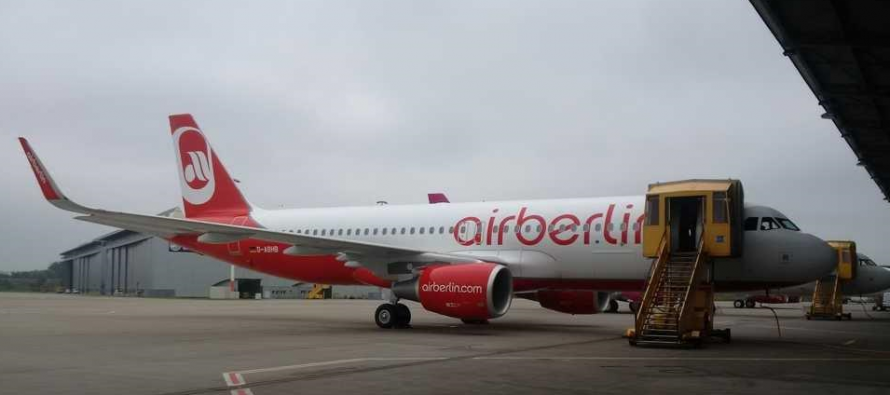 German trade body blames domestic taxes for the collapse of Air Berlin