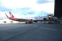Avolon delivers one Airbus A321-200 to Air Berlin