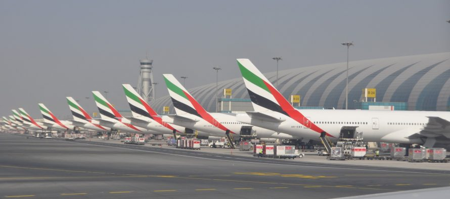 Emirates opens new cool storage facility