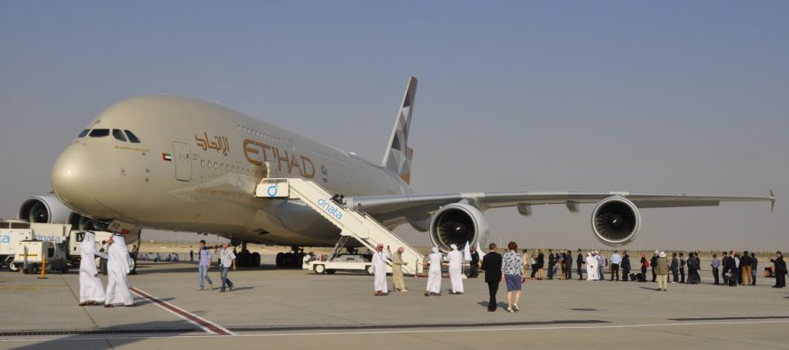 Etihad closes one JOLCO financing for one A330-200F