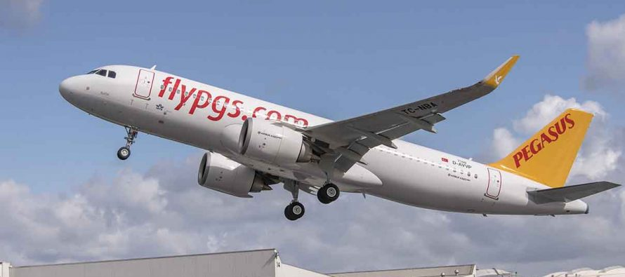 Air Costa and Air Pegasus continue to look weak while Airbus shows cancellation rates