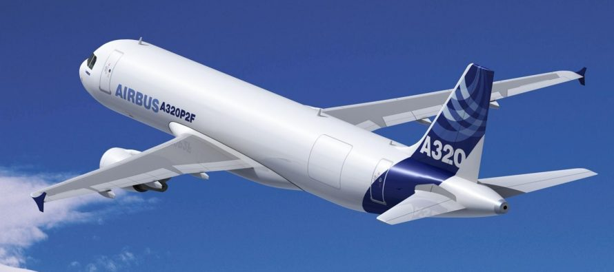 Airbus orders for August