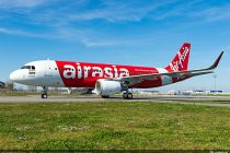 AirAsia contracts AFI KLM E&M for A320neo component support