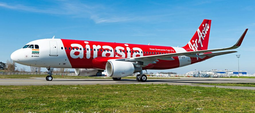 GECAS takes delivery of Airbus' Tianjin factory first A320neo aircraft to be leased to AirAsia