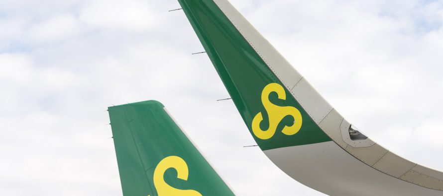 DAE delivers first of three new A320s to Spring Airlines