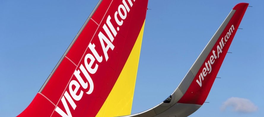 Vietjet records 2,496 billion dong profit after tax in 2016