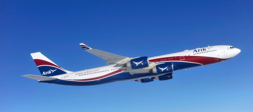 Arik Air resumes services