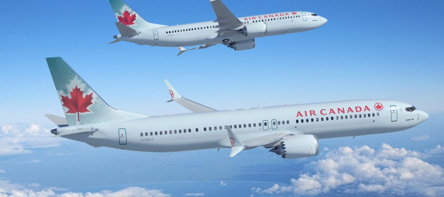 Air Canada prices C$1.25 billion refinancing