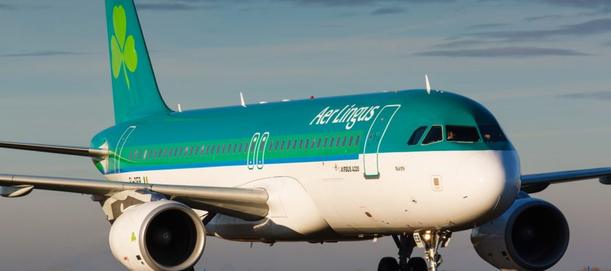 Aer Lingus commitment to transatlantic routes