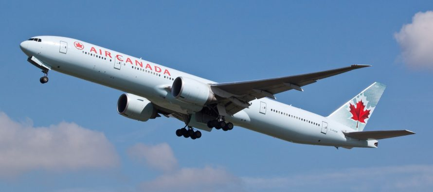 Boeing provides real-time maintenance support to Air Canada's entire fleet