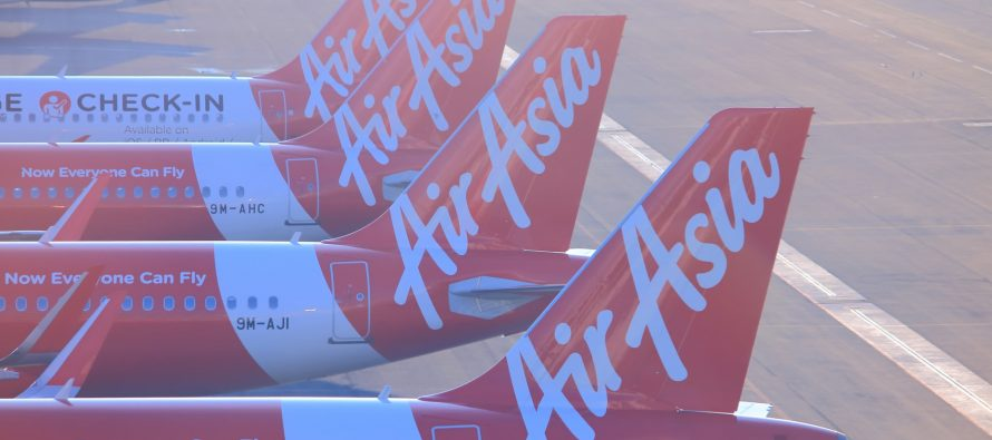 GECAS delivers first A320neo to AirAsia