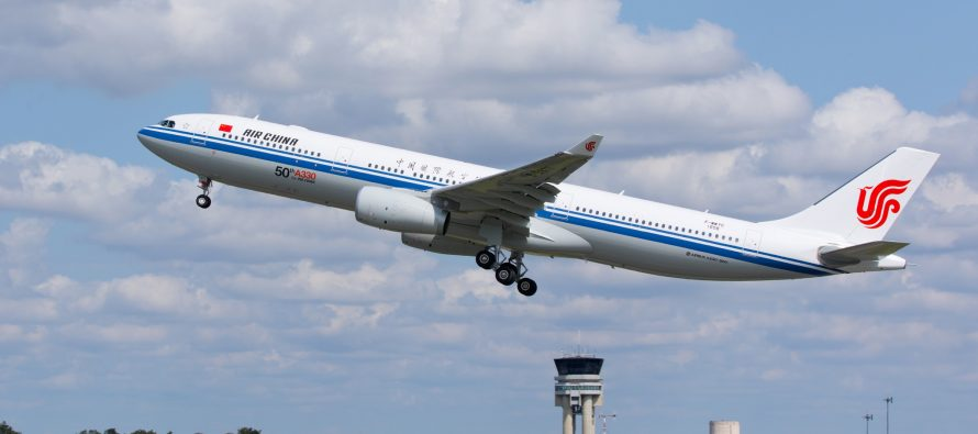 Air China deepens relationship with Sabre
