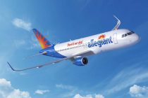 Allegiant Travel 5.5% bonds yield 4.879%