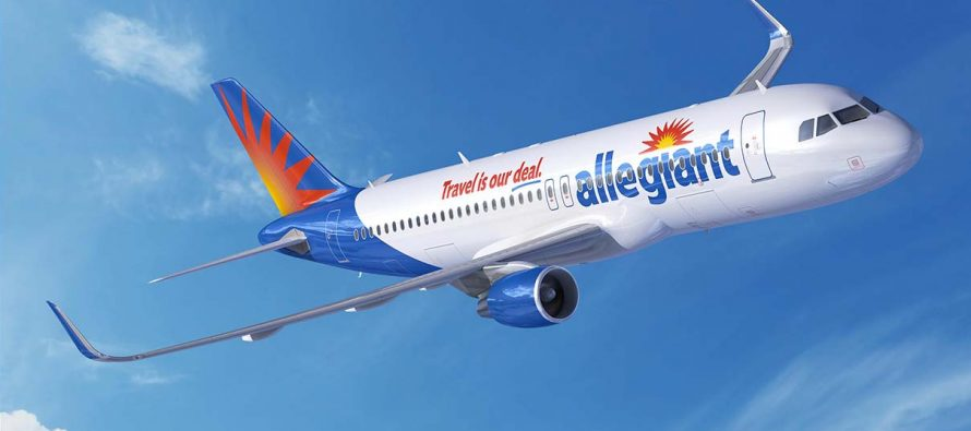 Allegiant withdraws proposed $300 million offering