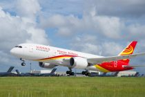 WestJet, Hainan Airlines announce code-share