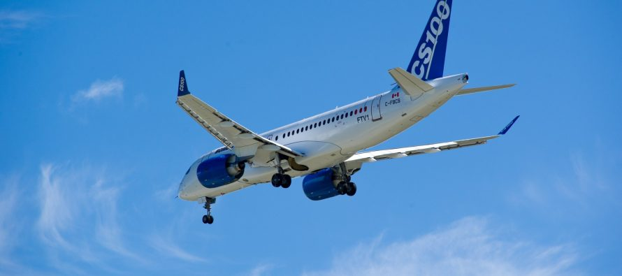 Bombardier Provides C Series Program Updates