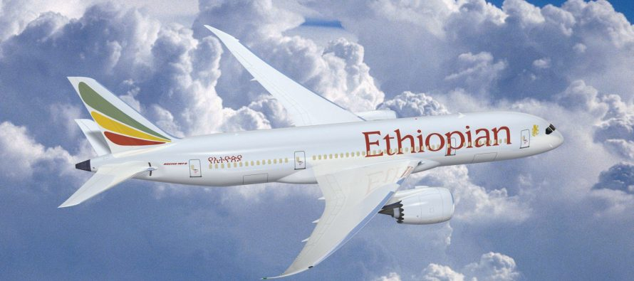 Ethiopian Airlines closes first JOLCO in West Africa