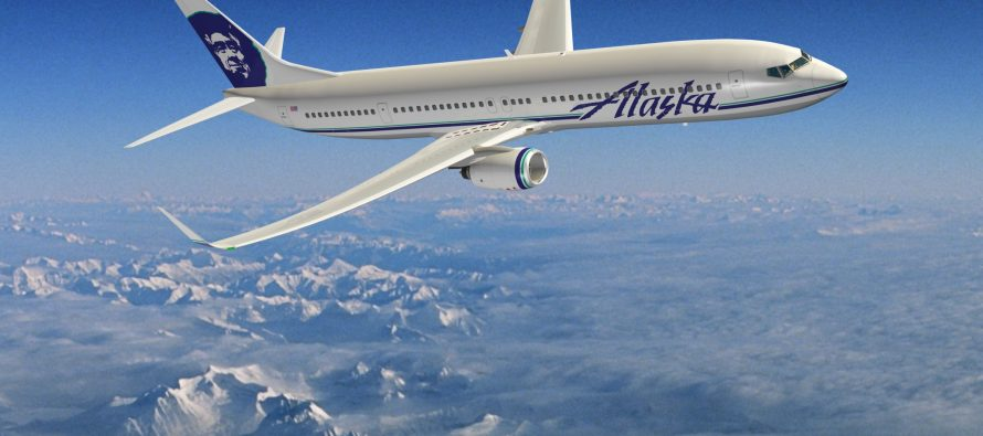 Alaska Air reports February traffic; investor update
