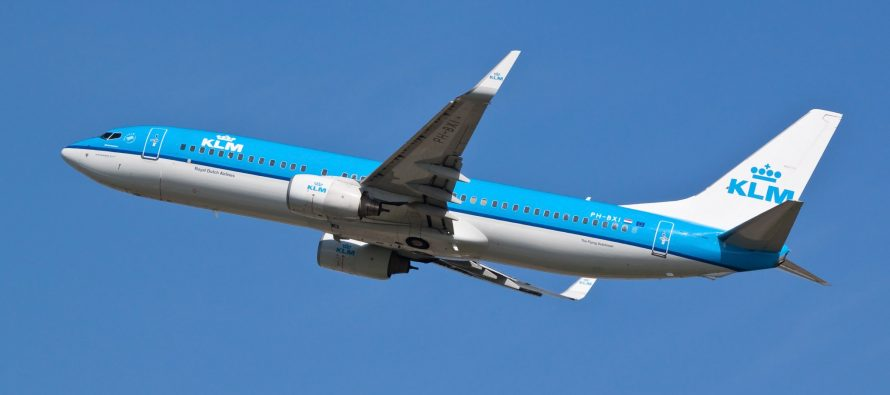 KLM launches new route to Las Vegas
