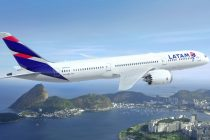 LATAM Airlines reports November 2016 traffic