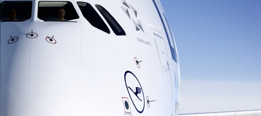 Lufthansa begins daily service between Glasgow and Frankfurt