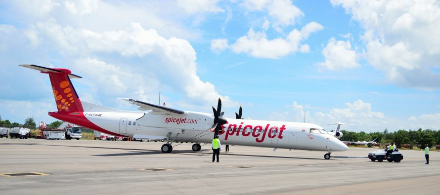 Dowty Propellers extends contract with SpiceJet for fleet of Bombardier Q400 regional airliners