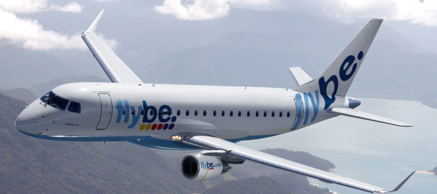 Flybe issues profit warning
