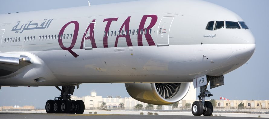 Qatar Airways suspends flights