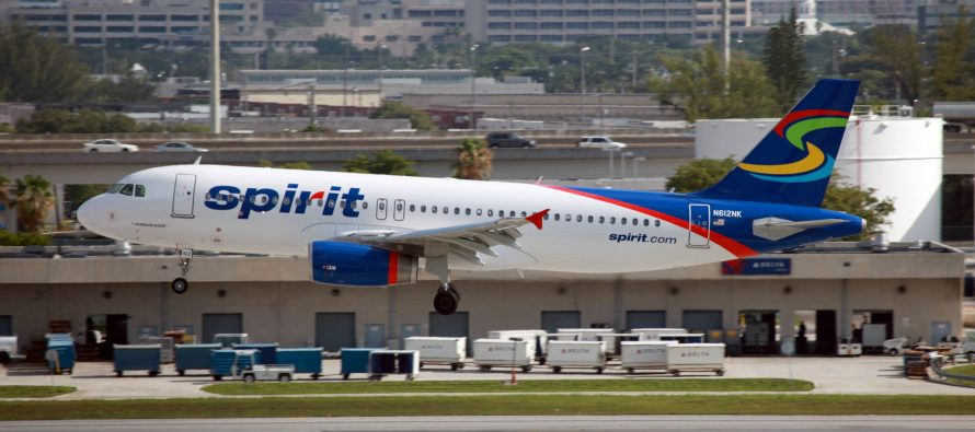 Spirit Airlines takes delivery of first A320neo in United States