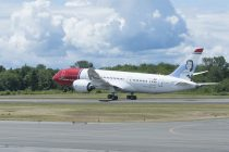 Norwegian plans South American routes