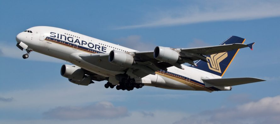 Singapore Airlines Signs $1.7B GE9X Services Agreement