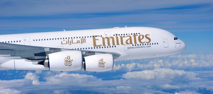 Emirates suspended from adding new routes to China by the CAAC