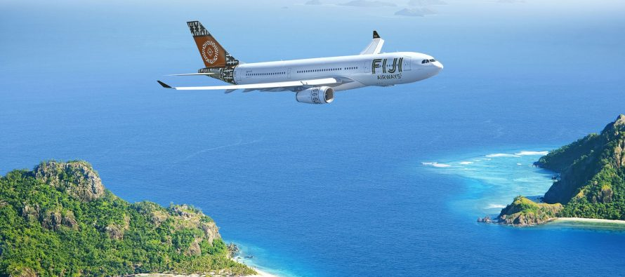 Fiji Airways intends to purchase 737 MAX 8s
