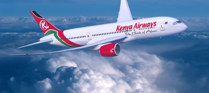 Kenya Airways celebrates 40 years of operation