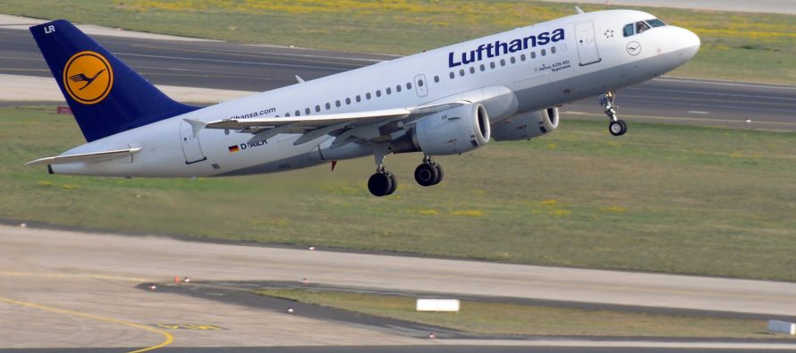 Lufthansa Group reports H1 2017 results