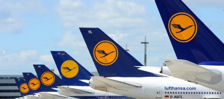 Lufthansa launches new bond issuance