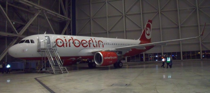 Air Berlin to halt operations on October 28