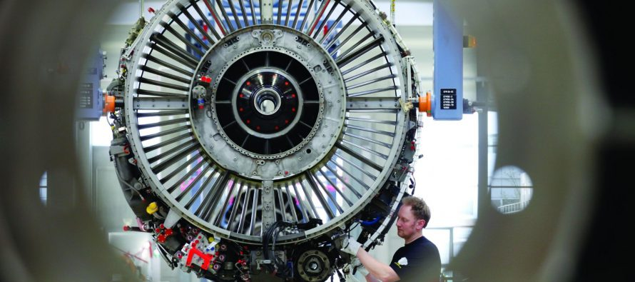 AerFin completes sale of CFM56-5C3 engine to Hi Fly