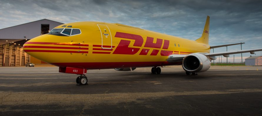 Precision Aircraft Solutions completes 28th conversion For DHL