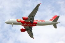 CALC to Lease One Airbus A320 Aircraft to Thai AirAsia
