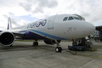 Avolon delivers one Airbus A320NEO to IndiGo