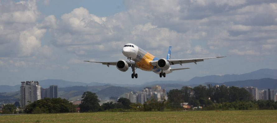 Wataniya Airways signs a contract for the E195-E2