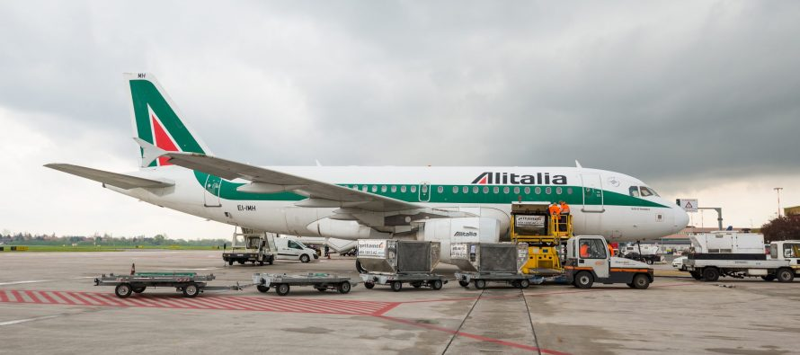 Ryanair may seek a majority stake in Alitalia