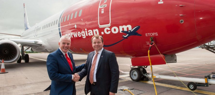 Norwegian's new transatlantic routes to include U.S Preclearance for passengers flying from Dublin and Shannon