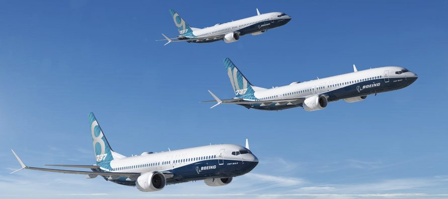 BOC Aviation leases 13 737 Max-8 aircraft to Monarch